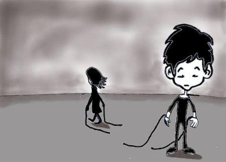 Ligações Cortadas - Artista: Ruy Barros ( http://doadordehistorias.blogspot.com/ )